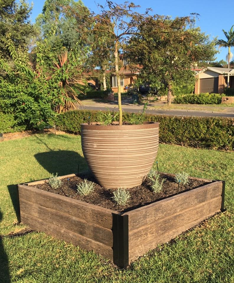 Planter boxes are a great way to make a statement in your yard and you can get super creative with them. You can go horizontal or vertical, create a bench ...
