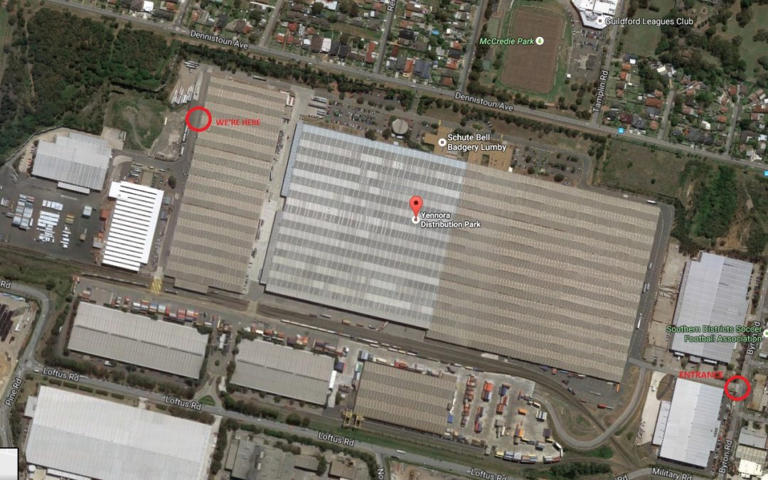 NSW Distribution Centre